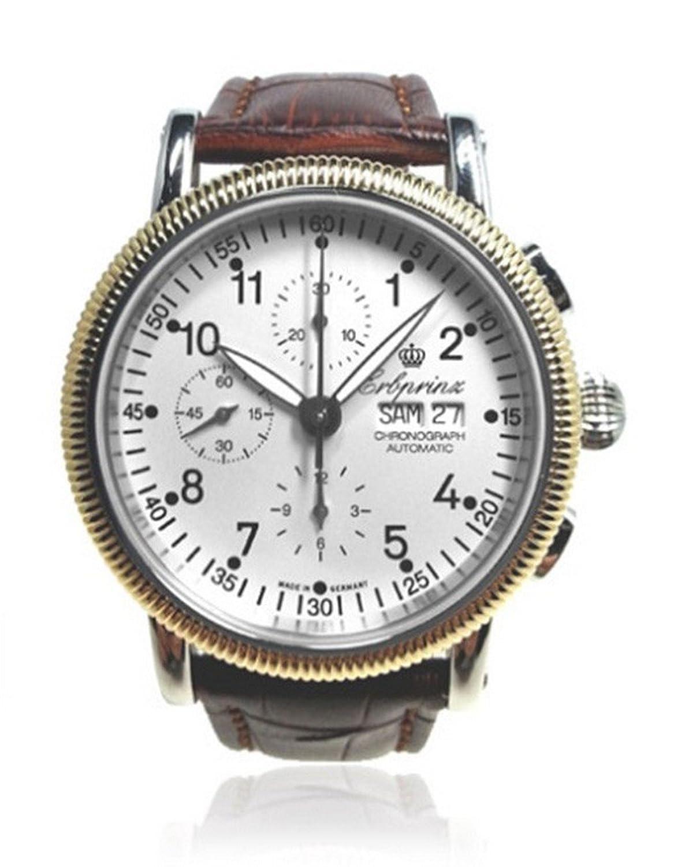 Erbprinz Uhren Herrenuhr Chronograph Mannheim M1