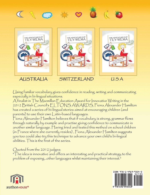 The Adventures Of Tily-Wilma: Australia