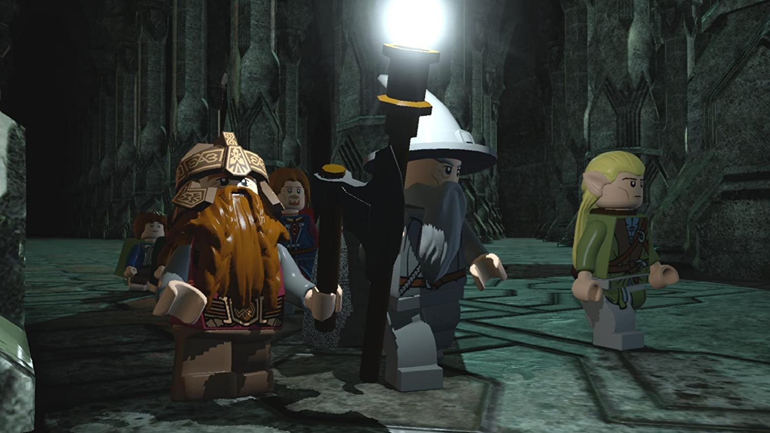 Amazon LEGO Lord Of The Rings