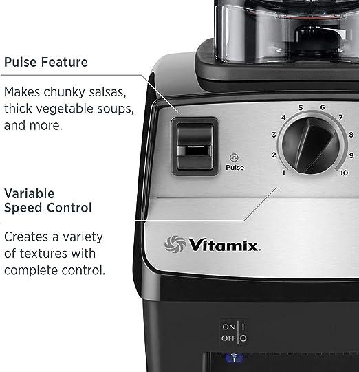 Vitamix 5300 Licuadora, grado profesional, 64 onzas Contenedor de ...