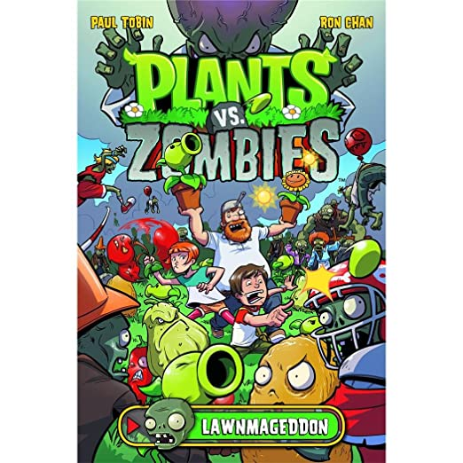 Plants vs Zombies 1 Poster On Silk <35cm x 52cm, 14inch x ...