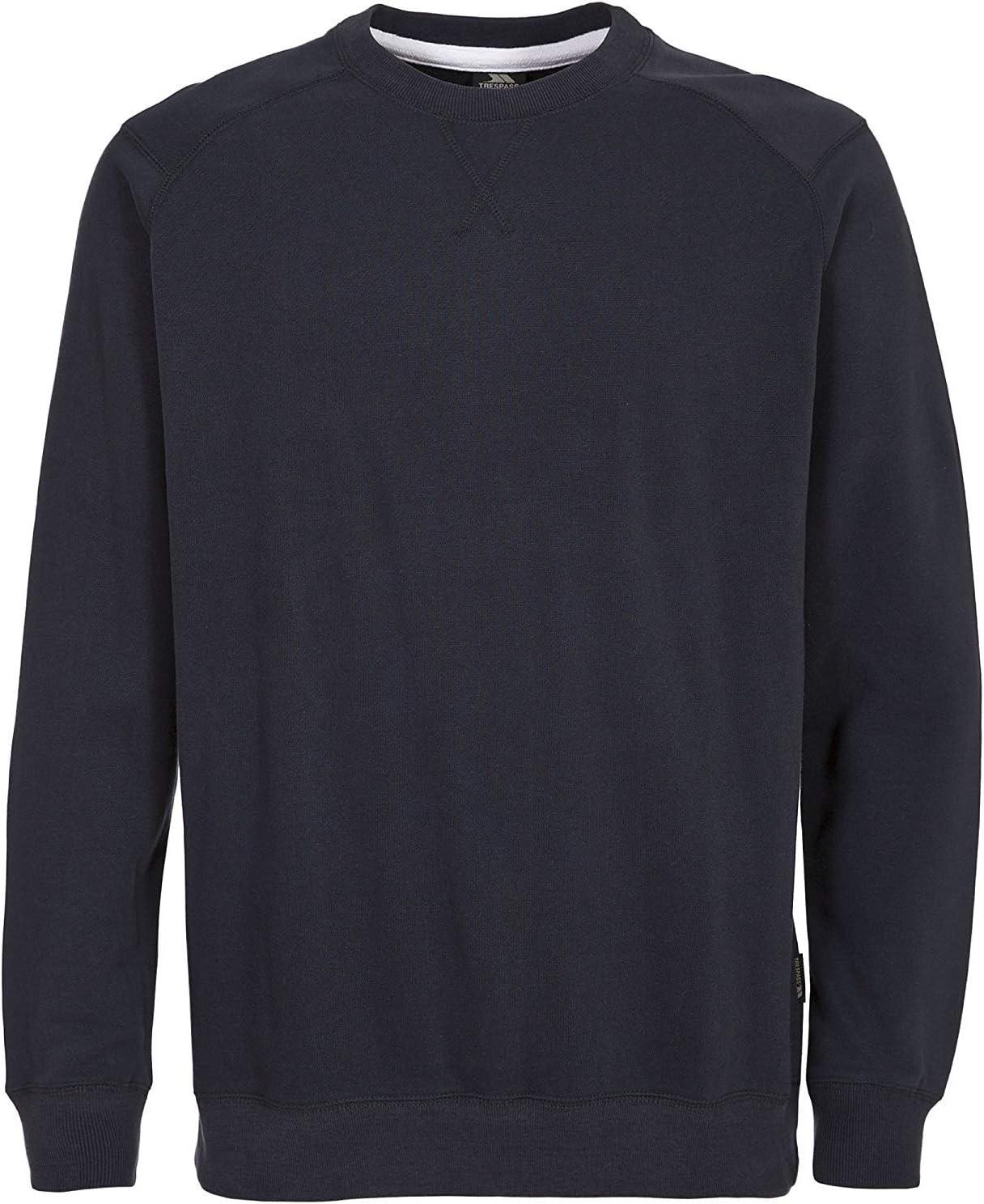 Hombre Trespass THURLES Male Sweater Gris -