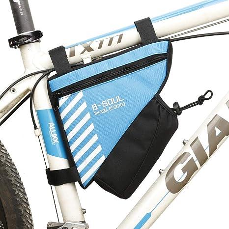 Impermeable Bolsas De Bicicleta Durablebicicleta Bolsas Triangular ...