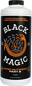 Black Magic Base Nutrient Part B, 32 oz