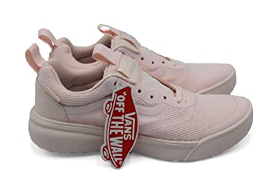 33fe3b5f54 Image Unavailable. Image not available for. Color  Vans UltraRange  Rapidweld Pearl Athletic Running Skate Shoe Women s ...