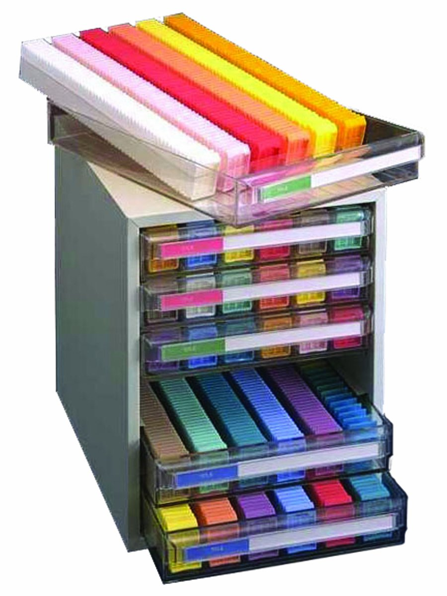 Thomas H-AFC606 Tan Metal Filing Storage Cabinet with 6 Drawers