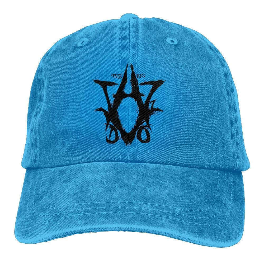 luckwelw Big Cartel Neutral Cotton Denim Adjustable Hat Men ...