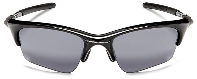 ced00c0e116 Amazon.com  Oakley Men s Half Jacket XLJ Iridium Asian Fit Sunglasses