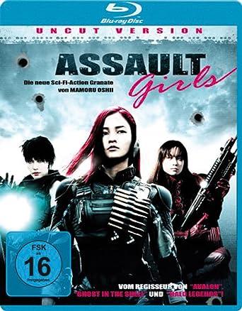 Amazon.co.jp   Assault Girls D...