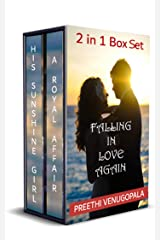 FALLING IN LOVE AGAIN: Box Set of Two Second Chances Romances Kindle Edition