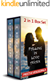 FALLING IN LOVE AGAIN: Box Set of Two Second Chances Romances