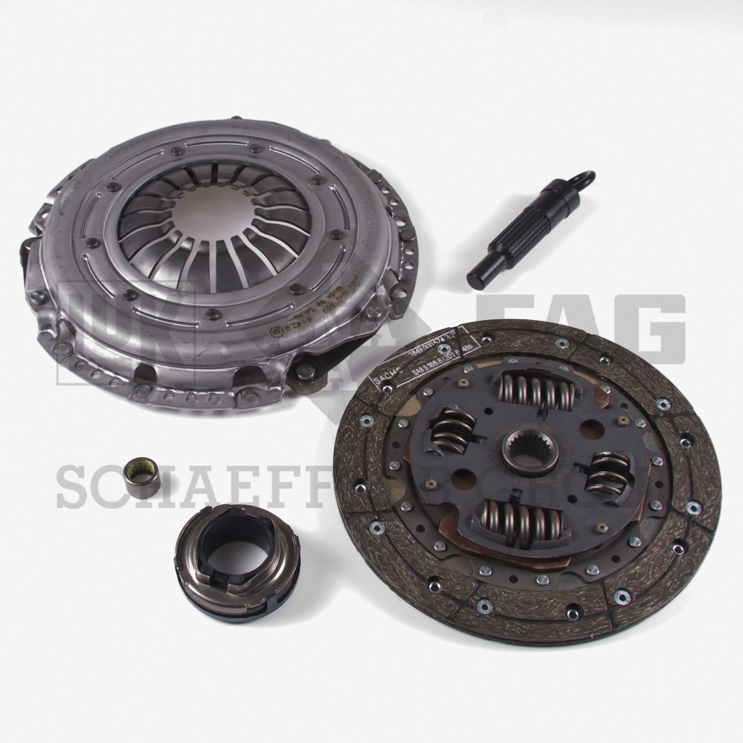 LuK 10-066 Clutch Kit