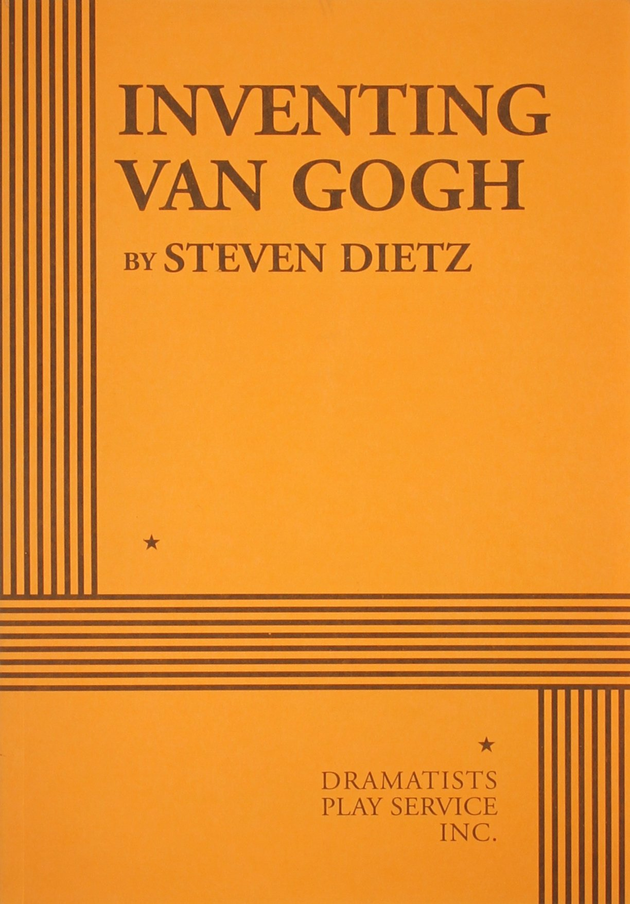 Read Online Inventing Van Gogh - Acting Edition (Acting Edition for Theater Productions) ebook