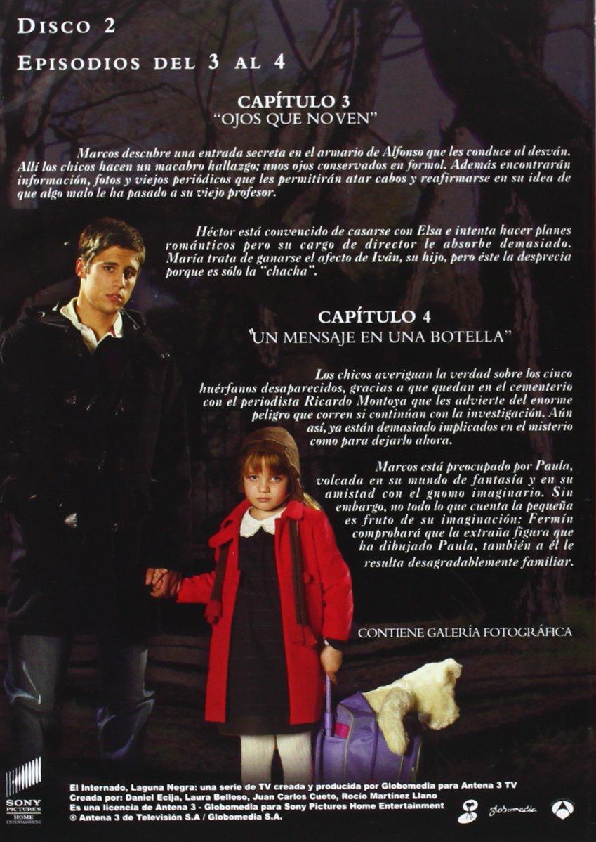 Amazon.com: El Internado 1ª Temporada [DVD]: Movies & TV