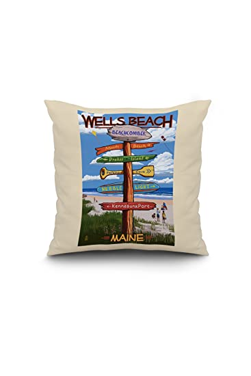 Amazon.com: Wells, Maine – Pozos playa – Signpost: Home ...