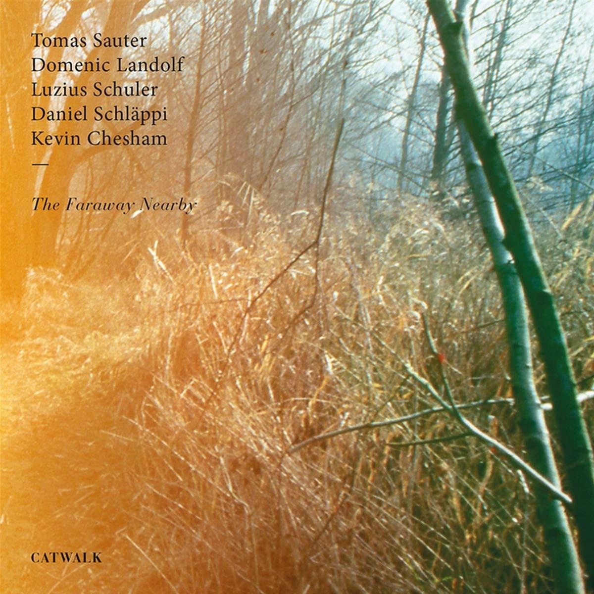 CD : TOMAS SAUTER - DOMENIC LANDOLF - LUZIUS SCHULER - Faraway Nearby (United Kingdom - Import)