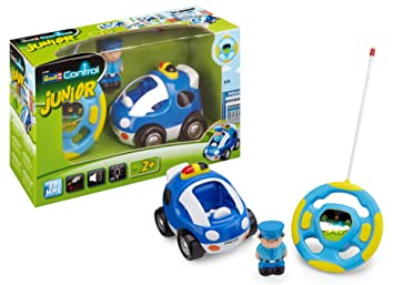 Motorikspielzeug mit ferngesteuertes Auto Fisher-Price BHX87 Fernlenkflitzer