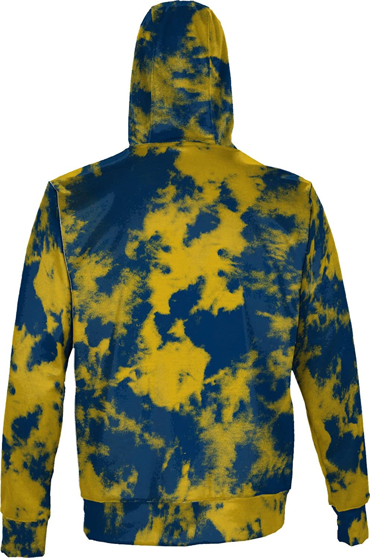 ProSphere University of California Davis Boys Hoodie Sweatshirt Grunge