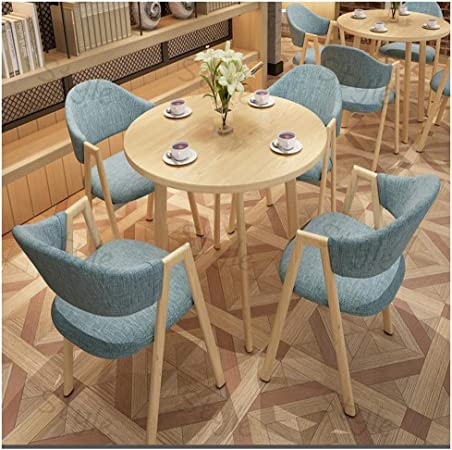 Sala De Estar Mesa Y Silla Juego De Mesa Y Silla Moderno Cocina Hotel Restaurante Cafetería