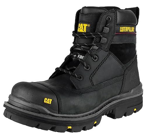 Caterpillar - Zapatillas altas hombre , color Negro, talla 40 EU