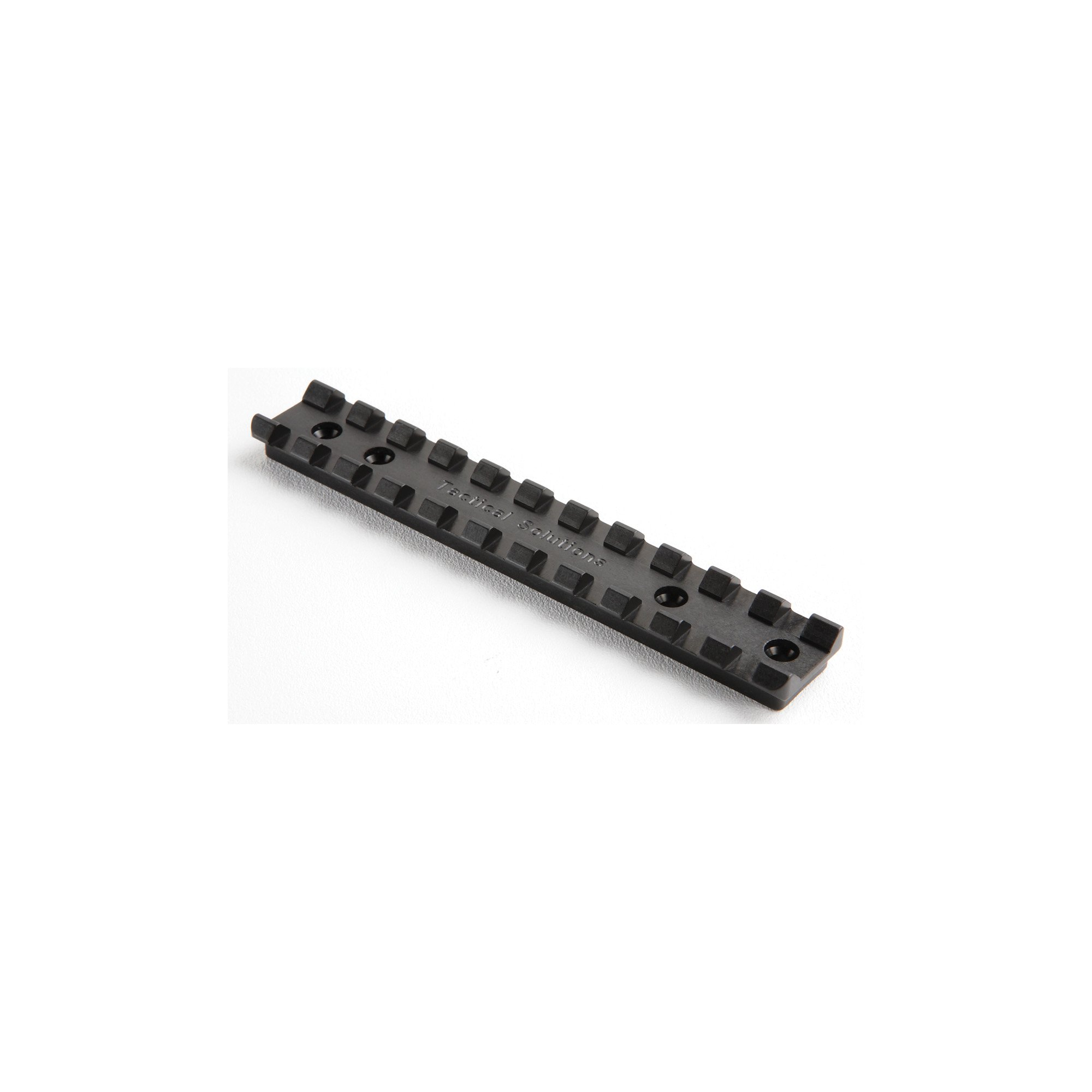 Tactical Solutions Picatinny Style Ruger 10/22 Base, Matte Black by Tactical Solutions