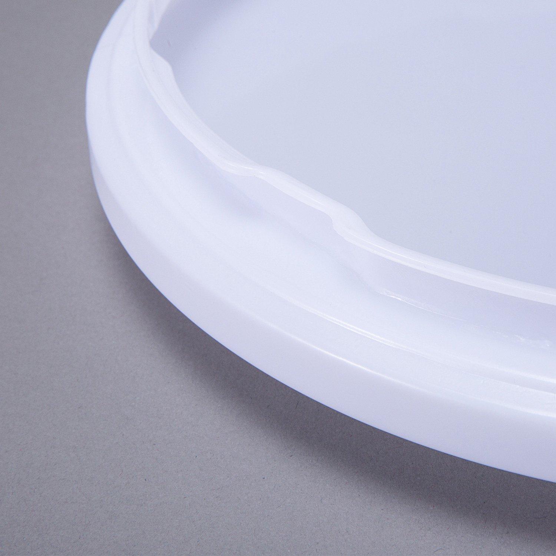 Ruicer LED Deckenleuchte Wohnzimmer Schlafzimmer Warmweiß Rund 15W [Energieklasse A+]