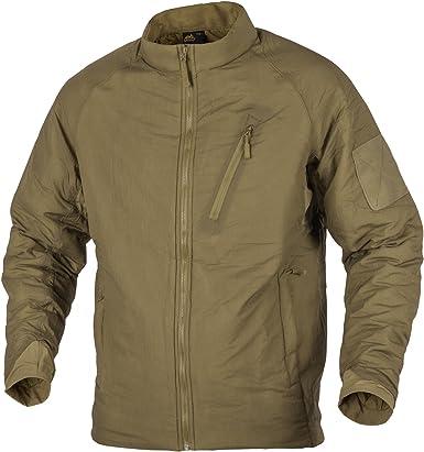 Helikon Tex WOLFHOUND Light Insulat Jacket Climashield Apex Outdoor Jacke Coyote