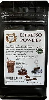 Homemade Baking Organic Espresso Powder