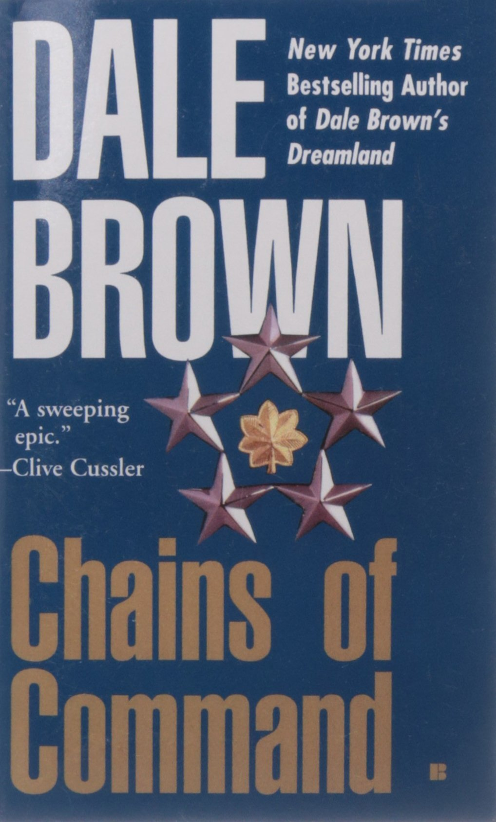 Chains Command Dale Brown