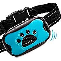 DogRook Bark Collar - Humane, No Shock Training Collar - Vibration & Sound Care Modes - Smart…