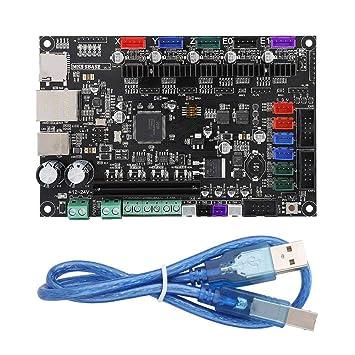 Kafuty Placa Madre de 32 bits MKS SBASE V1.3 Accesorio de firmware ...