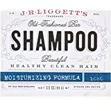 J.R. Liggett Bar Shampoo Moisturizing Hair Formula