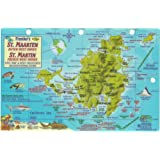 St Kitts Amp Nevis Dive Map Amp Reef Creatures Guide Franko