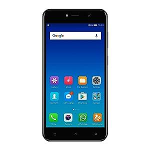 Gionee A1 Lite (Black, 3GB RAM, 32GB Storage): Amazon in: Electronics