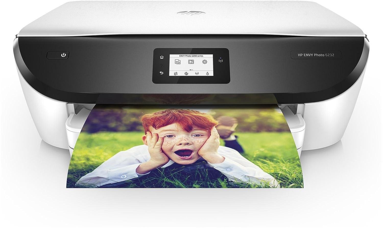 HP Envy Photo 6232 - Impresora Multifunción Color: Amazon.es ...
