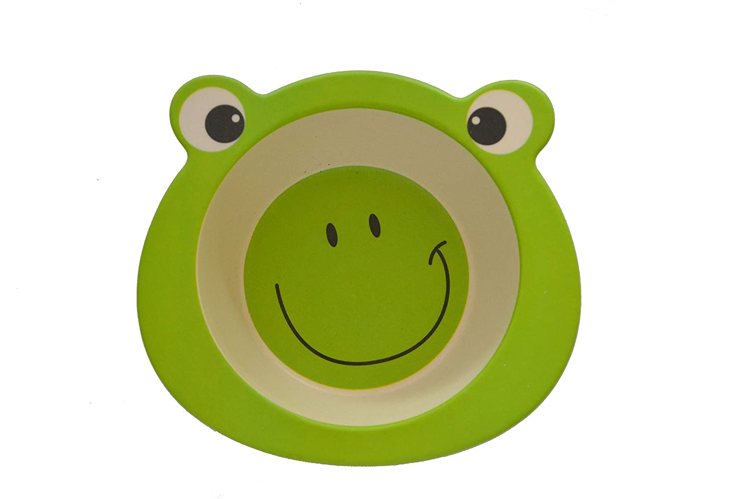 Baby, Toddler, Kids Bowl Frog Design | Tableware | Dinner | Mealtime | Weaning | Eco-Friendly by Mini Mumbler®