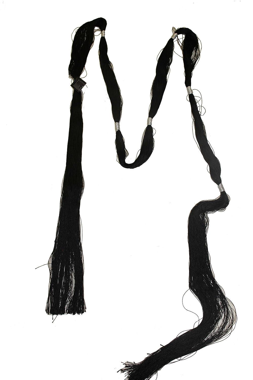 Alexis Mabille, Finge Belt, schwarz