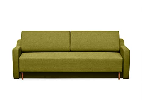 Amazon.com: TevaHome Lime Copenhagen Sofa Bed: Kitchen & Dining
