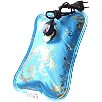 Premium Quality Hot Water Bag, Electric Heating Gel Pad-Heat Pouch Hot Water Bottle Bag, Electric Hot Water Bag, Heating Pad for Joint, Muscle Pains, Warm WaterBag(rendom colours)