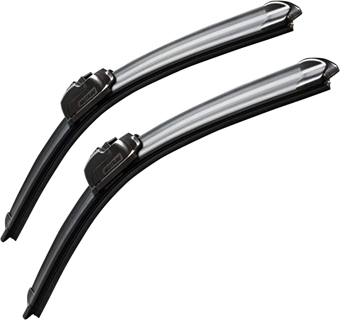 22 + 22 Inch - Perfect Fit for 2011-2018 Ram Truck Caterpillar Clarity Premium Performance All Season Replacement Windshield Wiper Blades for Car Truck Van SUV 1500, 2500, 3500, 4500, 5500