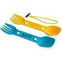 UCO Utility Spork 3-in-1 Combo Spoon-Fork-Knife Utensil