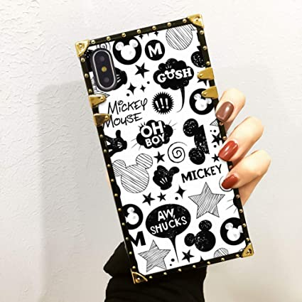 Amazon Com Disney Collection Mickey Mouse Background Case