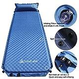 FreeLand Camping Sleeping Pad Self Inflating with