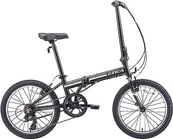 EuroMini ZiZZO Campo 28lb Folding Bikes