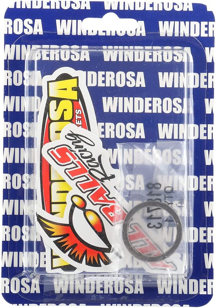 New Winderosa Exhaust Gasket Kit 823051 for Polaris Outlaw 110 2016 2017 Outlaw 50 2008 2009 2010 2011 2012 2013 2014 2015 2016 Predator 50 2004 2005 2006 2007 Predator 90 2003-2006