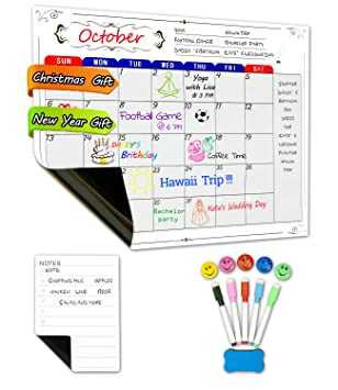 Calendario Magnetico Nevera Planificador Semanal, Planificador de ...