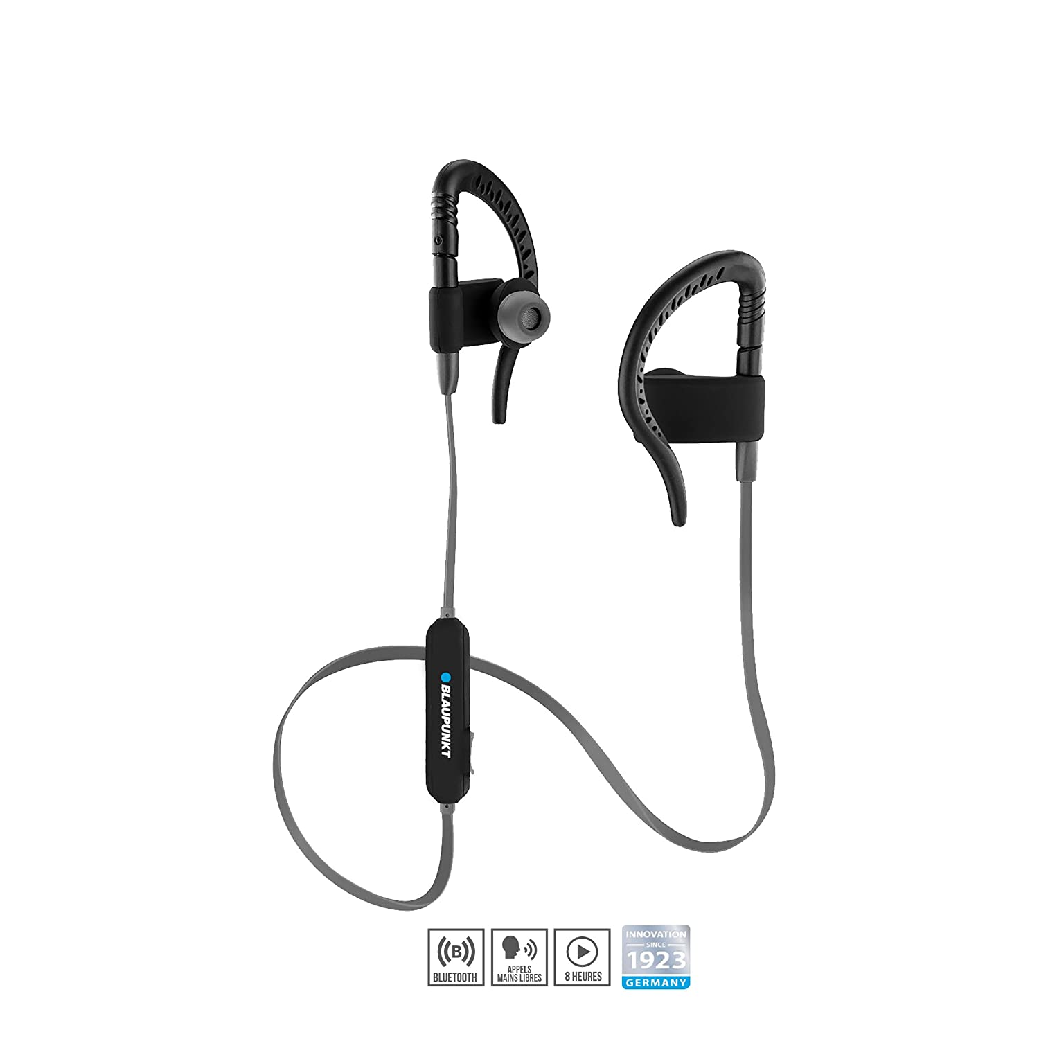 e98fcf217f6 Blaupunkt BLP4610.565 Wireless Bluetooth Headphones - Black: Amazon.co.uk:  Hi-Fi & Speakers