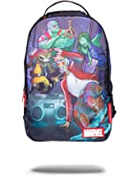 Sprayground Guardians Of The Galaxy Breakdancers Backpack - Purple
