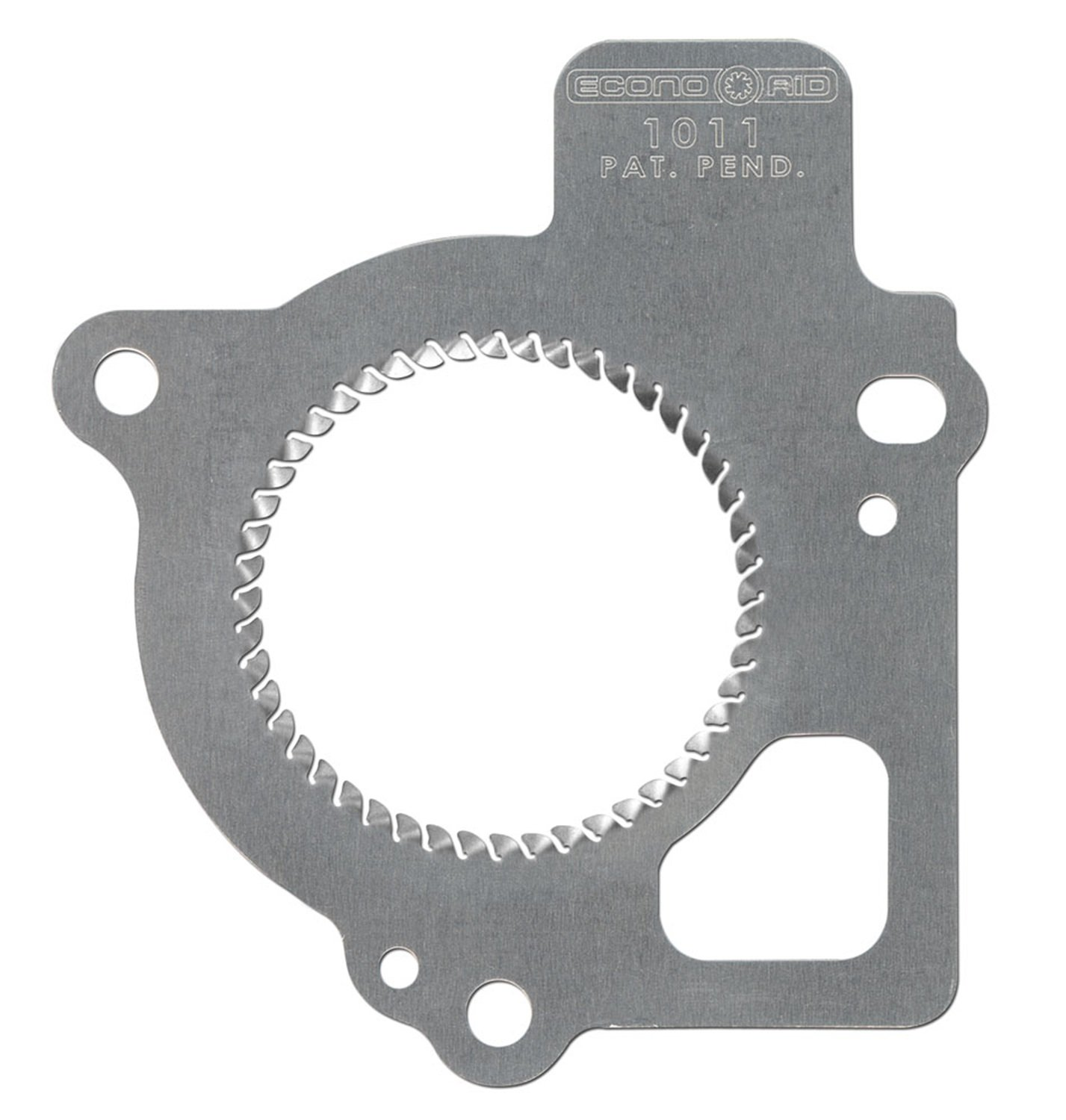 Econoaid 1011 Aluminum Throttle Body Spacer