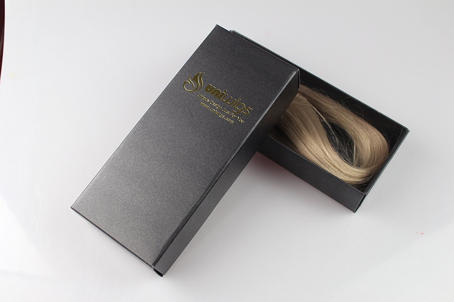 Uniwigs human hair silk skin top parting closure hair topper pieces for women thin hair, hair loss natural hairline (Y-3#)